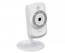 D-Link Enhanced Wireless N Day/Night Cloud Network Camera - DCS-942L