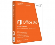 Microsoft Office OEM 365 Home Premium - 5 PCs or Macs