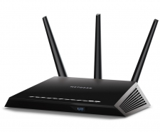 Netgear R7000 AC1900 Nighthawk Smart WiFi Router 802.11ac Dual Band Gigabit Image