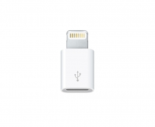Apple Lightning to Micro USB Adapter MD820ZM/A Image