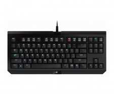 Razer BlackWidow Tournament Stealth Edition Essential Mechanical Gaming Keyboard Image