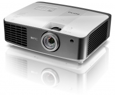 BenQ W1500 2200lm Full HD Blu-ray 3D Support Projector with 5GHz Wireless FHD Image