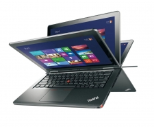 "Lenovo ThinkPad Yoga 12.5"" Ultrabook Convertible Laptop with Digitiser Pen Image"