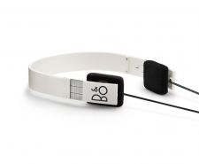 Bang & Olufsen BeoPlay Form 2i Headphones (White)