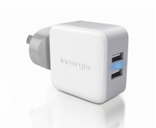 Innergie mMini AC21 21W Dual USB Power Adapter with 2 x USB Port with 2.1A Image