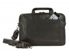 TUCANO One Premium Slim Leather Bag for MB Pro 15