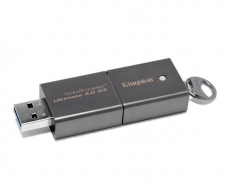 Kingston 128GB DataTraveler Ultimate 3.0 G3 USB Drive (Speeds up to 150MB/s) Image