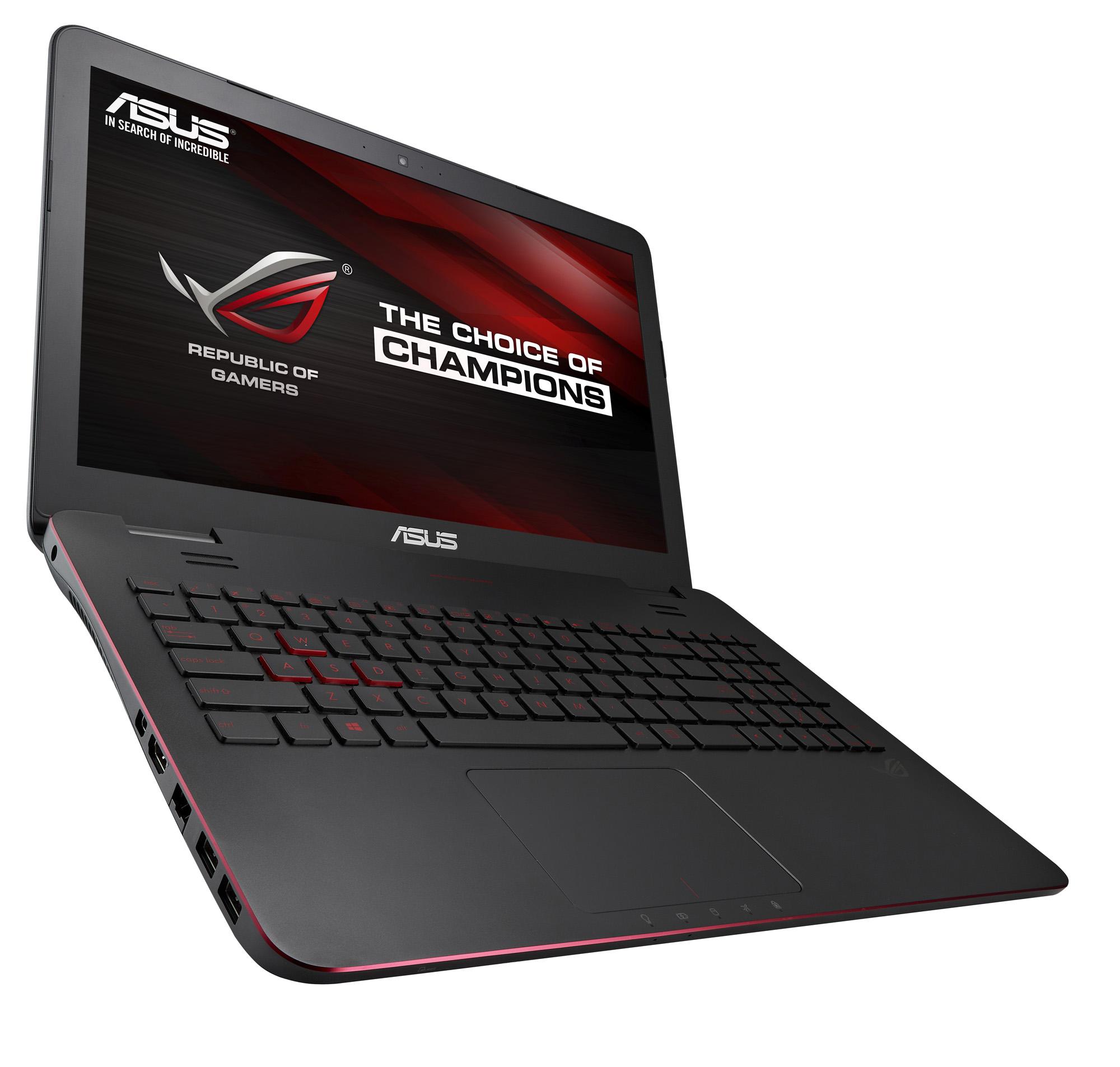 ASUS ROG G551JM-DM169H Gaming Notebook