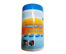 PC Cleaning Wet Wipes (88 Pack)