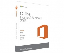 Microsoft Office Home & Business 2016 Image