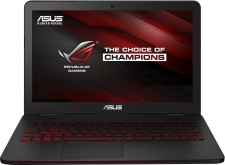 ASUS ROG G551JX-DM198T Gaming Notebook Image