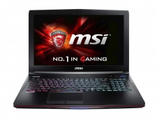 MSI GE62 Apache Pro Gaming Notebook (6QF-030AU)