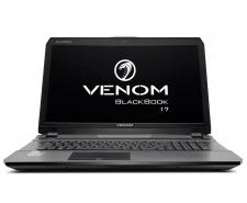 Venom BlackBook 17 (V12888) with GTX 980M G-SYNC Midnight Edition Image
