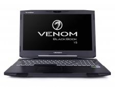 Venom BlackBook 15 (W33508) Midnight Edition Image