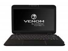 Venom BlackBook Flip Mini 11 4G LTE (R138034G) Image