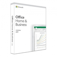 Microsoft Office Home & Business 2019 - 1 Device
