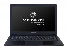 Venom BlackBook Zero 14 (L13388) Midnight Edition Image