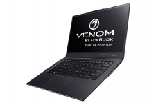 Venom BlackBook Zero 14 Phantom (L26088) Midnight Edition Image