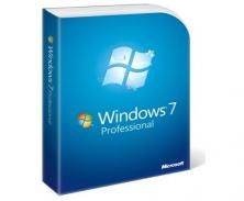 Microsoft Windows 7 Professional OEM Image