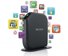 Belkin Play Wireless Router Image