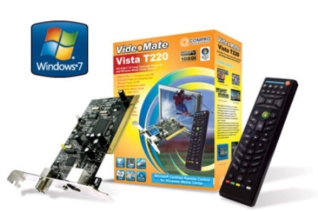Compro Video Mate T220 PCI TV Tuner