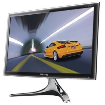 Samsung 24 Inch BX2450 LED 1080P Display Monitor