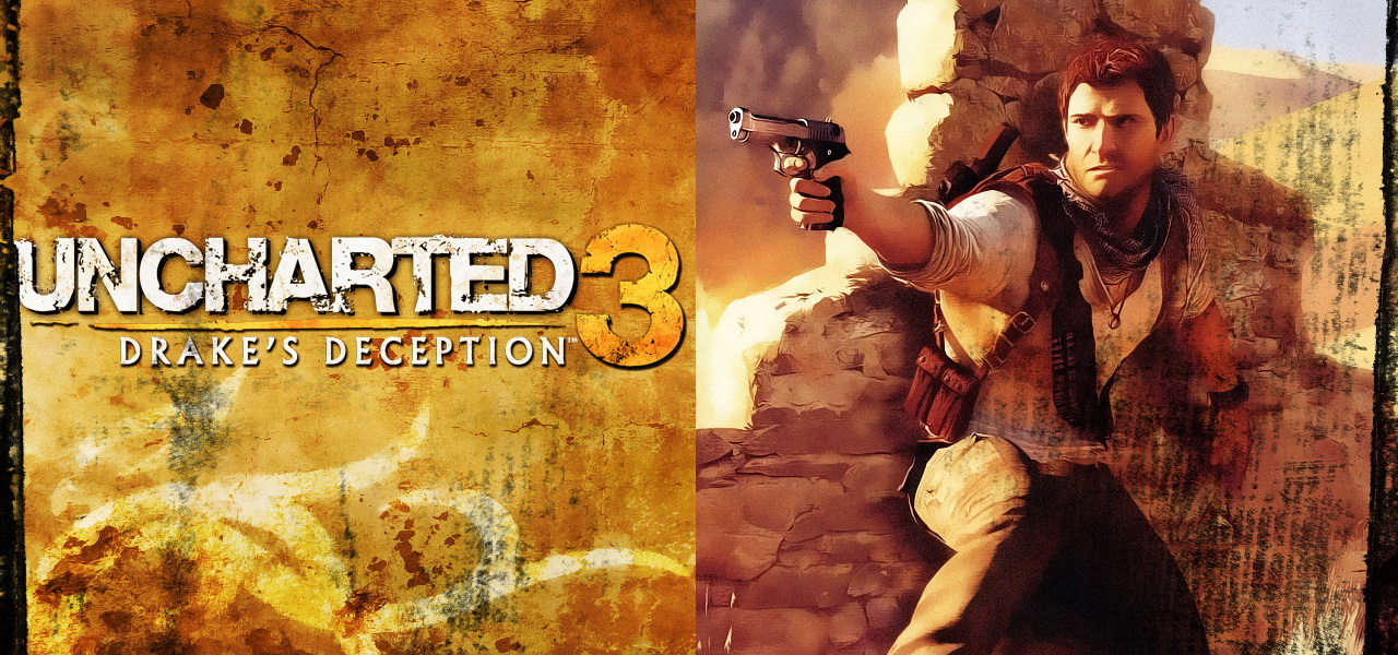 Playstation 3 Uncharted 3 Drake S Deception