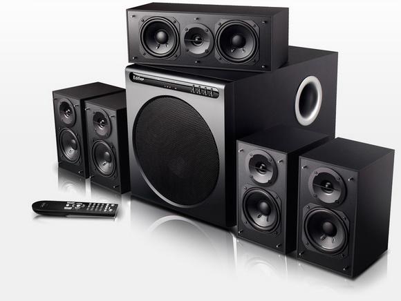 Edifier DA5000 Pro 5 1 Multimedia Home Theatre System